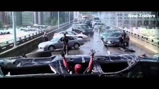 Дэдпул (2016) - Русский Трейлер 2016 HD (Кубик в кубе)