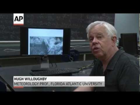 Meteorology Prof on Texas Twisters: 'Miraculous'