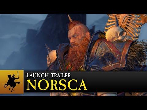 Total War: WARHAMMER - Norsca - Трейлер дополнения