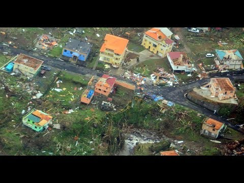 Rebuilding Dominica after Hurricane Maria
