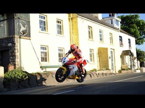300 км/ч по улочкам острове Мэн Самая смертельная гонка в мире Isle Of Man TT