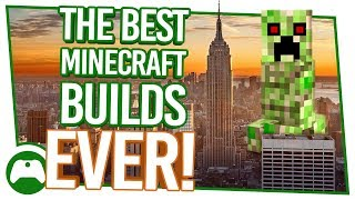 Top 10 Minecraft Builds You'll NEVER Believe Were Made!