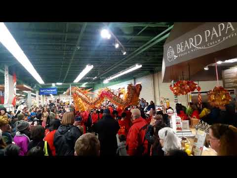 Chinese Lunar New Year Uwajimaia Beaverton, OR