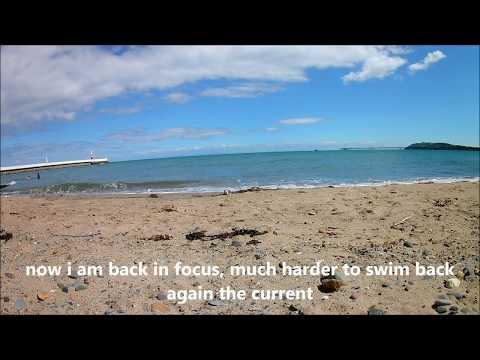 Ocean swimming 9th August 2017   Isle of Man   Irish sea