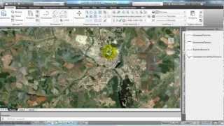 Интеграция спутниковых снимков в AutoCAD Civil3D 2013