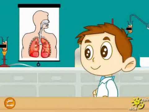 آلية التنفس