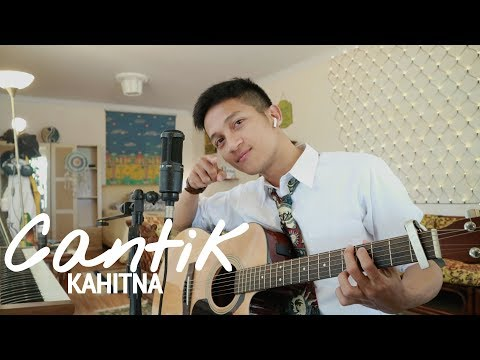 Hai, CANTIK - KAHITNA ( COVER BY ALDHI ) | FULL VERSION