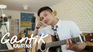 Hai, CANTIK - KAHITNA ( COVER BY ALDHI ) | FULL VERSION MP3