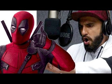 Hindi dubbing artist of Deadpool 2