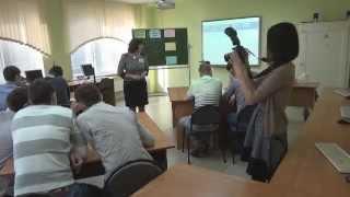 Открытый урок, Гончарова С.П.