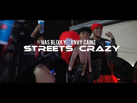 Nas Blixky ft. Envy Caine - Streets crazy (Dir. By Kapomob Films)
