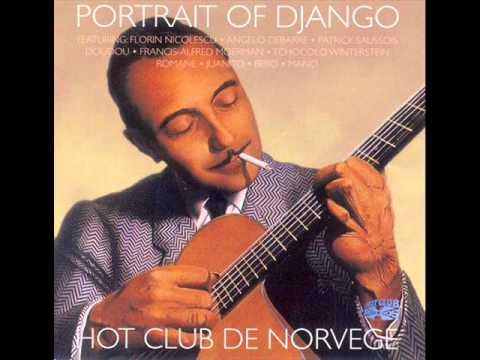 Django Reinhardt - Montagne Sainte-Genevieve