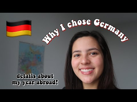 Why I Chose to Move to Germany - Exchange Year Q&A!