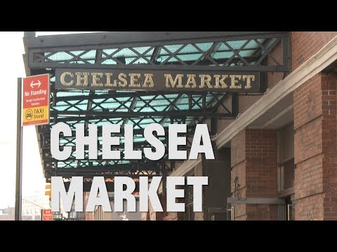 NYC: The Local Way - Chelsea Market & Fat Witch Bakery