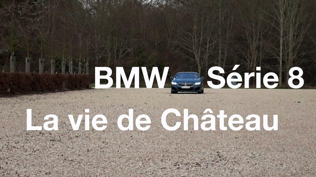 BMW Série 8 - La vie de Château