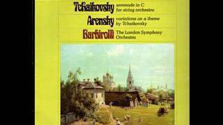 チャイコフスキー 弦楽セレナーデ 第一 0:00 第二10:12 第三 14:05 第四...