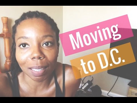 Moving to DC!
