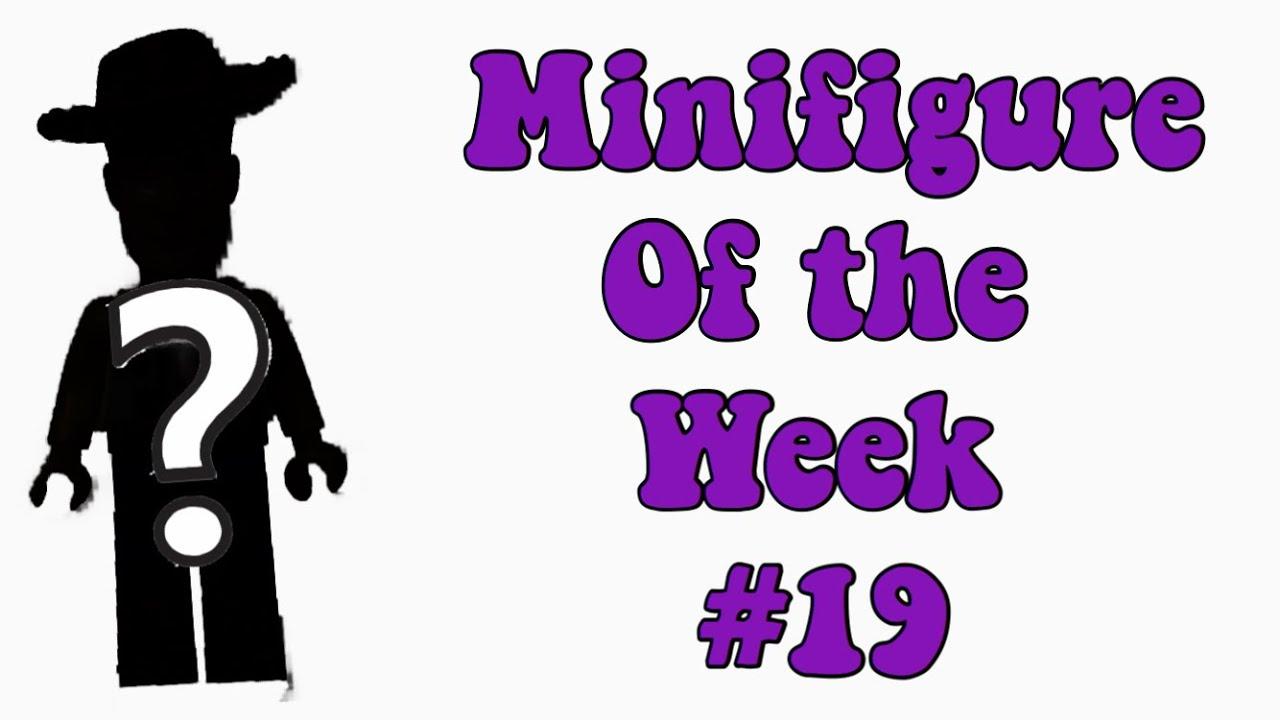 Lego Minifigure of the Week Episode 19