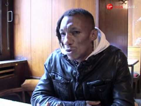 Tricky: Interview on 'Mixed Race'