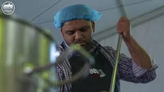 Jalsa Salana Germany 2018 - Langar Khana Preparation of Daal