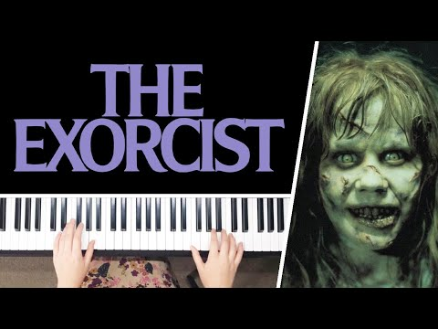 Tubular Bells Theme -The Exorcist || PIANO COVER