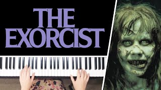 Tubular Bells Theme from The Exorcist Piano Cover
