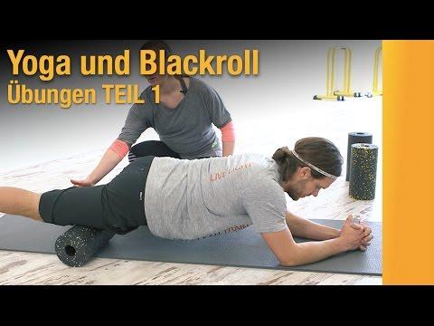 faszientraining mit yoga und blackroll teil 1 bungen zum mitmachen youtube. Black Bedroom Furniture Sets. Home Design Ideas