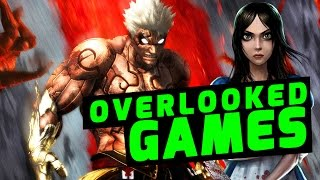 Top 10: Overlooked and Underrated Video Games