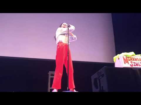 Colleen Ballinger Defying Gravity High Note Compilation