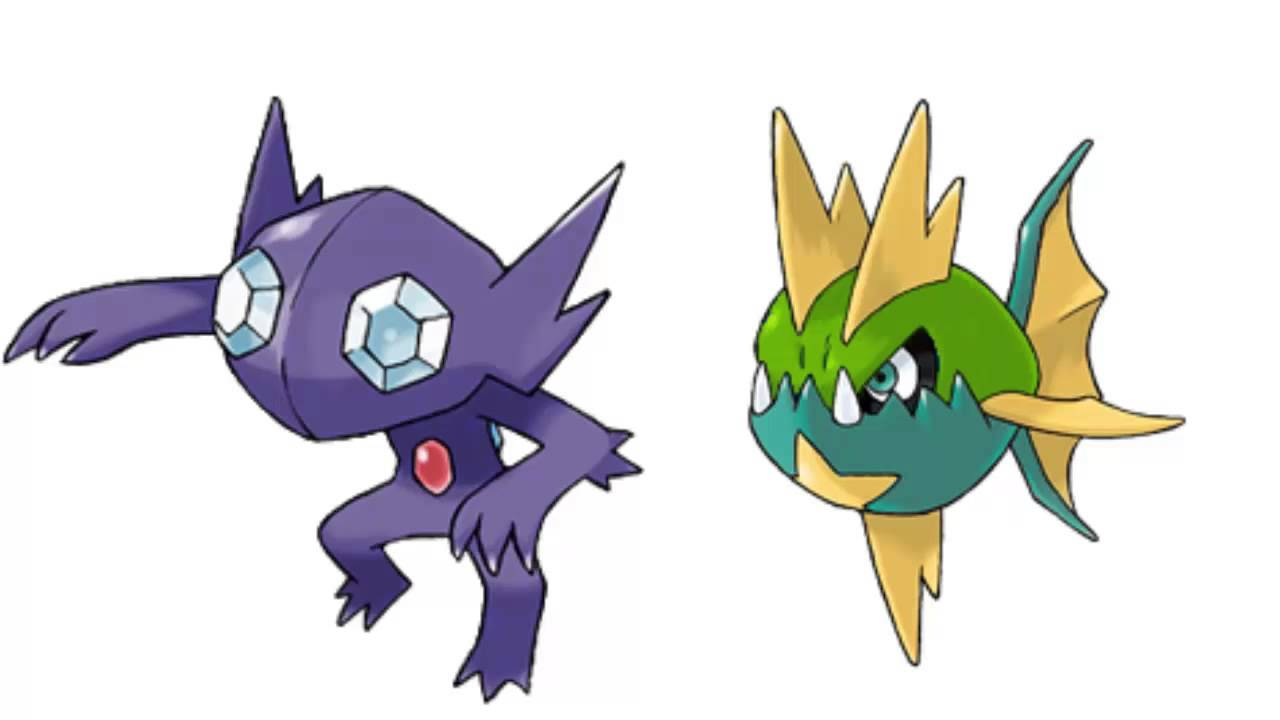 Pokemon Tower Defense 2 Mystery Gift Code Sableye And Carvanha Youtube