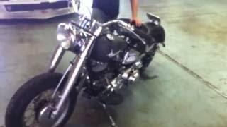 Harley Davidson FLH 1956 Moteur Panhead