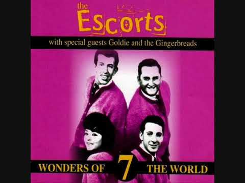 THERE'S SOMETHING AWFUL NICE ABOUT YOU-THE ESCORTS