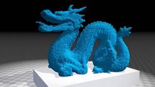 NVIDIA FleX - Tech-Demo zur Rauch- und Flüssigkeiten-Simulation