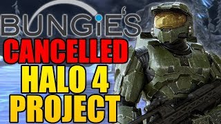 What Happened To Bungie's Cancelled Halo 4 Project?