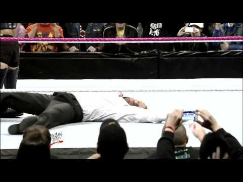 An exclusive look at Big Show's KO Punch of Triple H