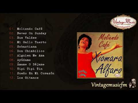 Xiomara Alfaro.  Colección Perlas Cubanas #64 (Full Album/Álbum Completo)