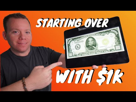 How to Start a Dropshipping Business with $1K! 💵