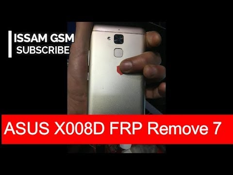 Asus Zenfone 3 Max How To Remove FRP Asus X008d Google Account Bypass 7.0 Nougat