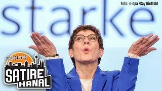 Florian Schroeder: AKK droht mit Liebesentzug – CDU-Parteitag 2019
