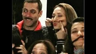 Salman To Go Out On A Vacation With Iulia | Bollywood News