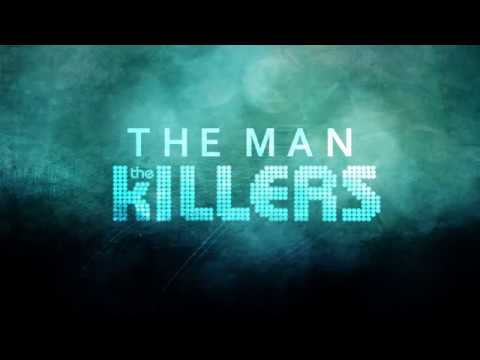 The Killers - The Man (Lyric Video)