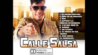 Niña De Mi Corazon - Calle Salsa  Official Audio