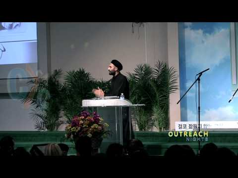 Outreach Nights 2014: God is love