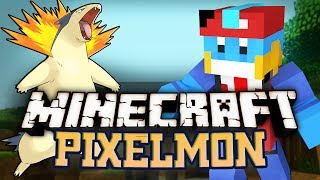 "Minecraft - PIXELMON (POKEMON MOD) ""TYPHLOSION IMPLOSION!"" - w/ Husky - #39"