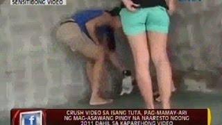Crush Video Sa Isang Tuta, Pag-mamay-ari Ng Mag-asawang Pinoy Na Naaresto Noong 2011