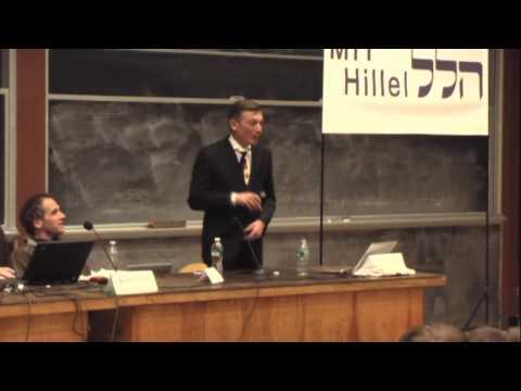 MIT Latke-Hamentashen Debate 2009 - Donald Sadoway (L2)