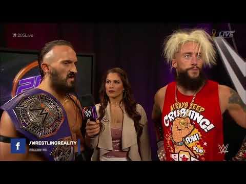 WWE 205 Live 5 September 2017 Highlights HD WWE 205 9 5 2017 Highlights HD