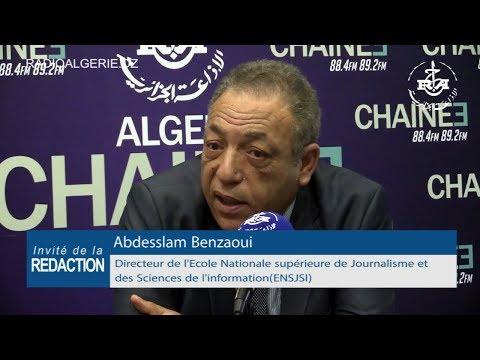 Abdesselam Benzaoui Directeur de ENSJSI