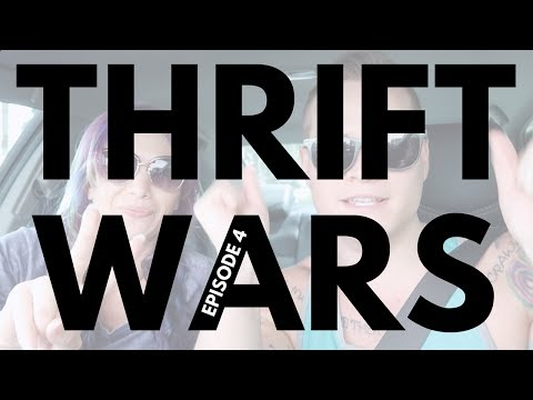 Thrift Wars: Ep 4 - Sourcing At Salvation Army For eBay | Making Money Online!