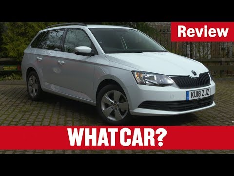 2020 Skoda Fabia Estate Review - Is It Still The Best Small Estate? | What Car?